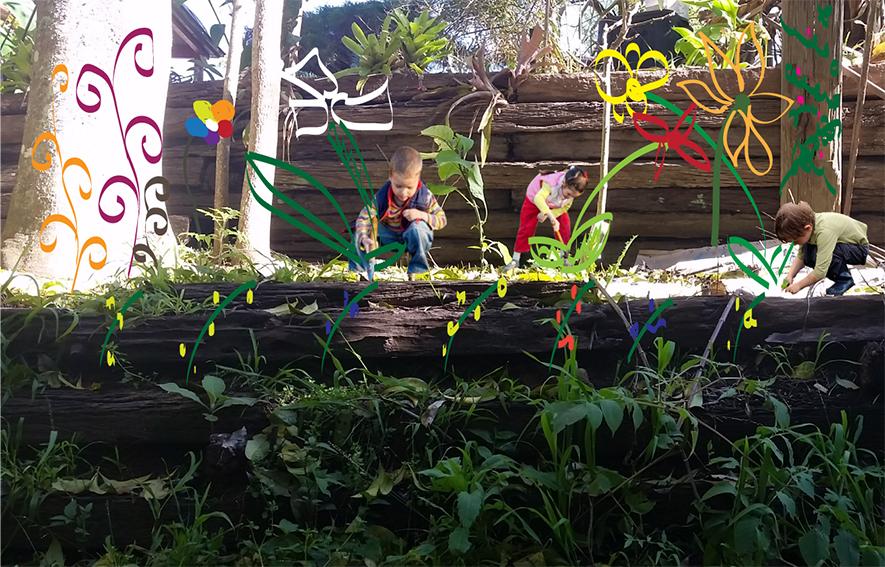 permaculture kids viz