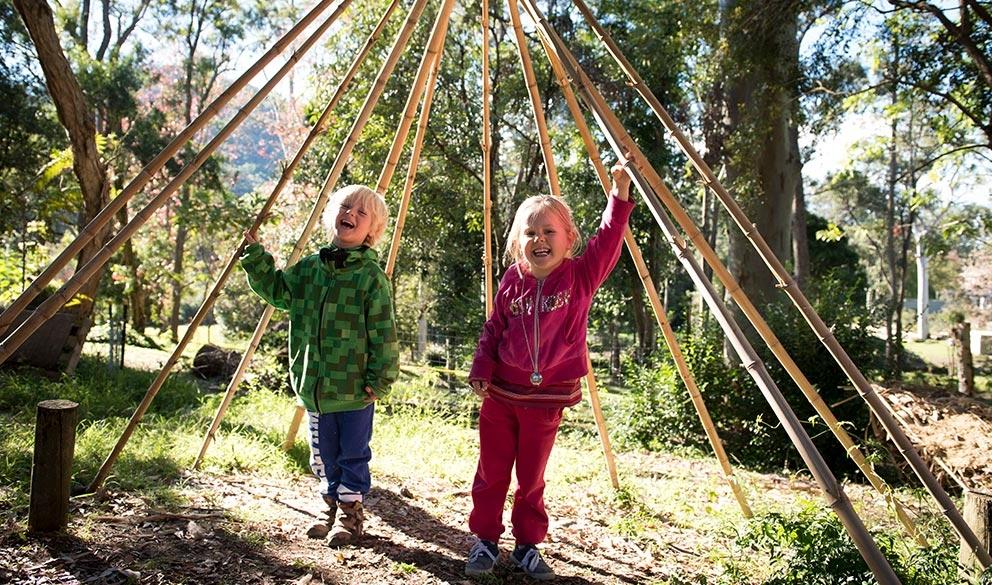 Kids Playground - Narara Eco Village