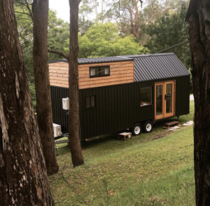 Living Big in a Tiny House with Bryce Langston @ Narara Ecovillage