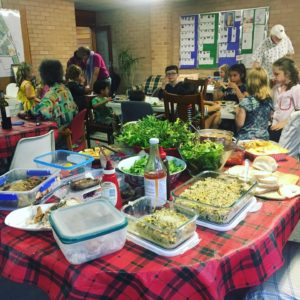 Community Dinner + Earth Hour 8.30 – 9.30pm @ Narara Ecovillage