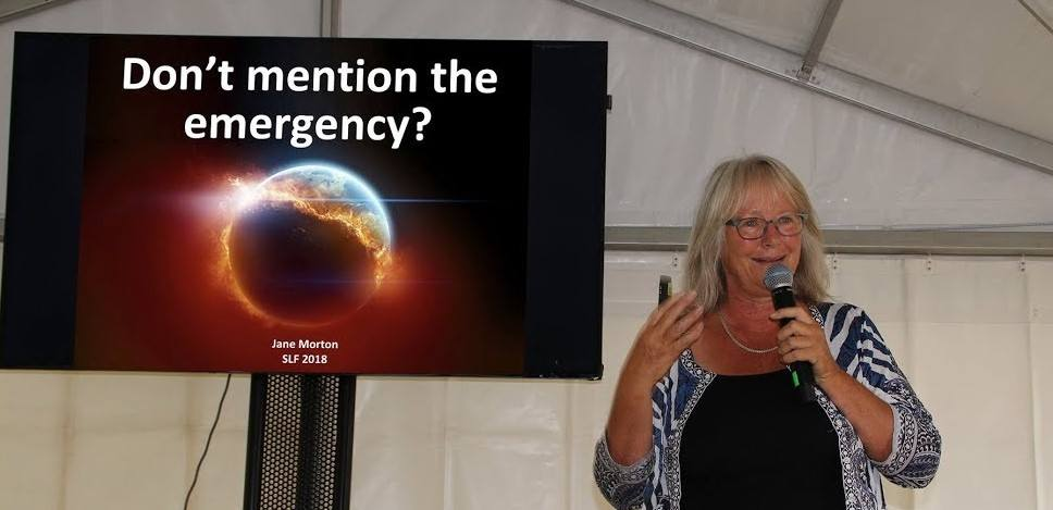Climate emergency: facing extinction and what to do about it @ Visitors Centre
