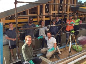 Hempcrete Workshop at Donna's Place @ Donna's House