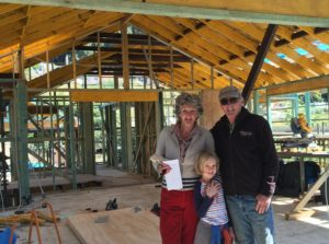 Hempcrete Workshop at Lyndall and Dave's Place - Part 2 @ Narara Ecovillage
