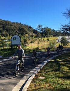 Family Bike Ride @ Meet at Visitor Centre