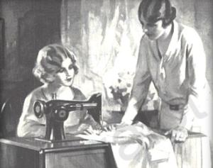 Sewing Workshop 2: Underpants @ Visitors Centre