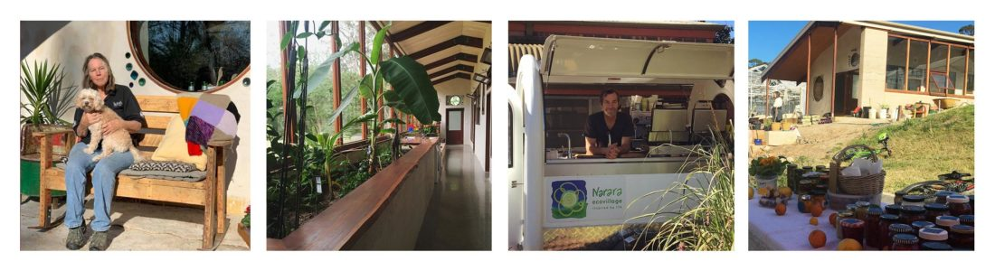 Narara Ecovillage Coffee Cart