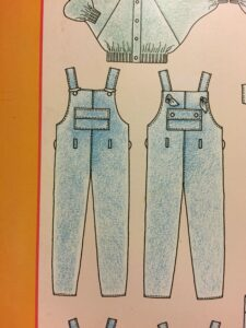 Sewing Workshop: Adult or child overalls @ Narara Ecovillage