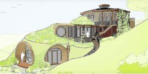 Jaw-Dropping Houses at Narara Ecovillage